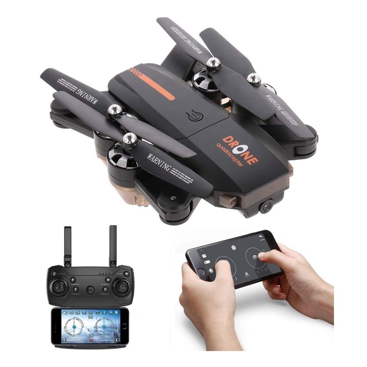 Amitasha New Foldable Wi-Fi Camera Drone