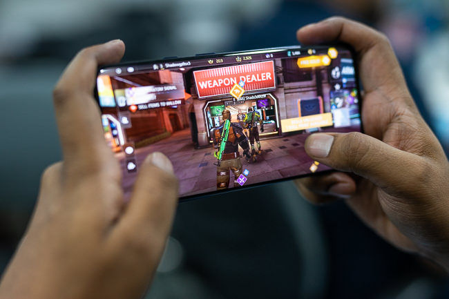 Gaming on the OnePlus 7 Pro