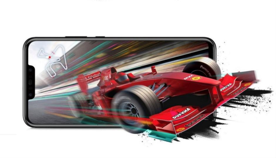 Huawei Nova 3 gaming smartphone with GPU Turbo and four