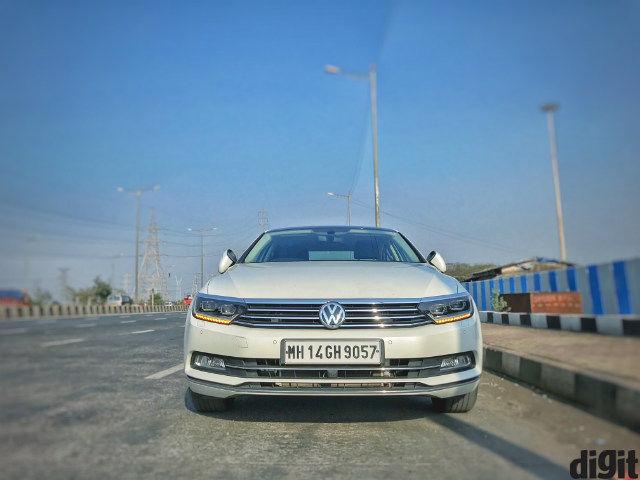 Volkswagen Passat Highline technology, drive review: The