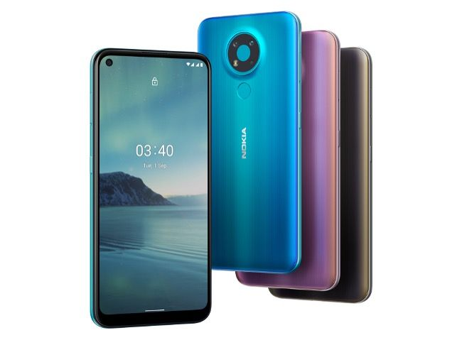 Nokia 3.4 specifications
