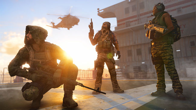 Tom Clancy's Ghost Recon Frontline Assault Support Scout Class