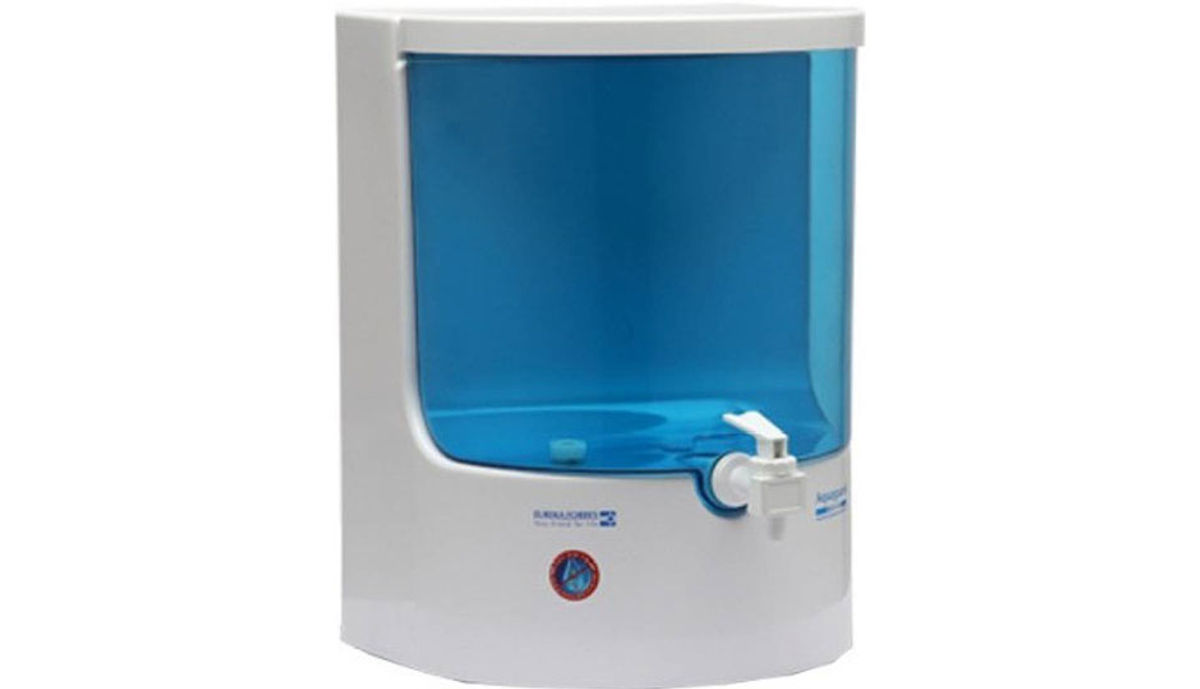 Eureka Forbes Ltd Reviva Ro 8 L RO Water Purifier (White)