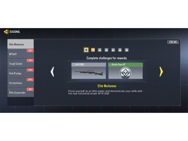 Call of Duty: Mobile has received the new SP-R 208 marksman rifle in Season 2 of the popular mobile game