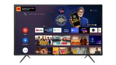 Kodak launches 42-inch FHDX7XPRO TV priced at Rs. 19,999