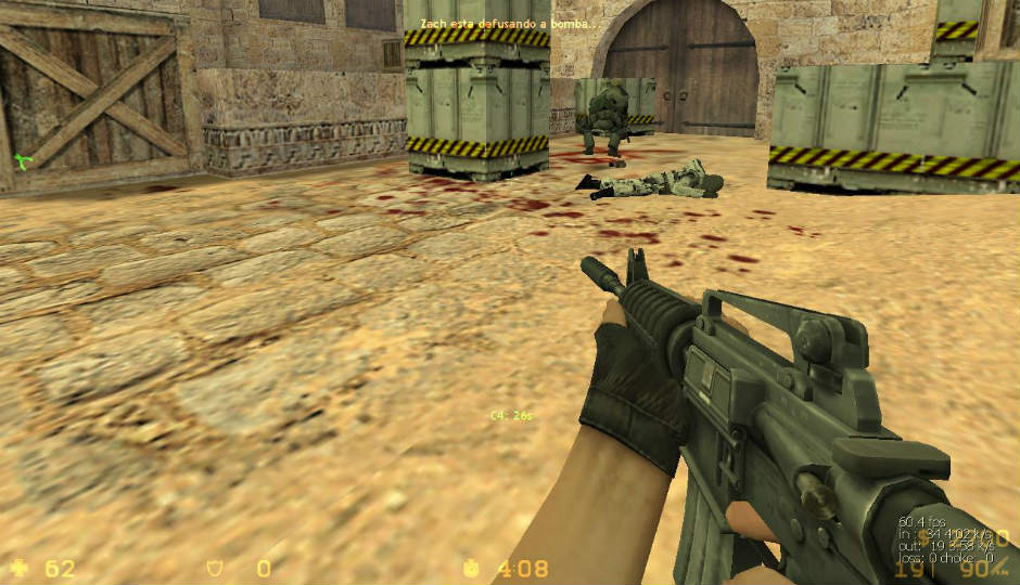 CS:Go now free to play, introduces battle royale style Danger Zone mode