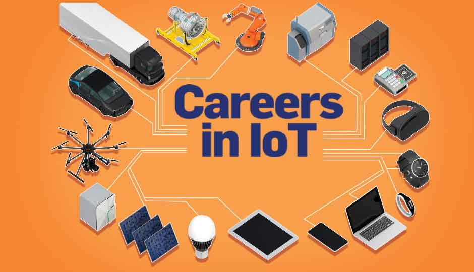 Here's how you can build a career in the Internet of Things industry