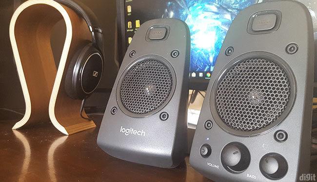 Logitech Z625 Review