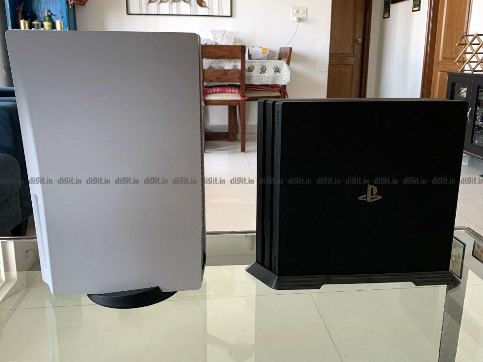 PS5 vs PS4 Pro
