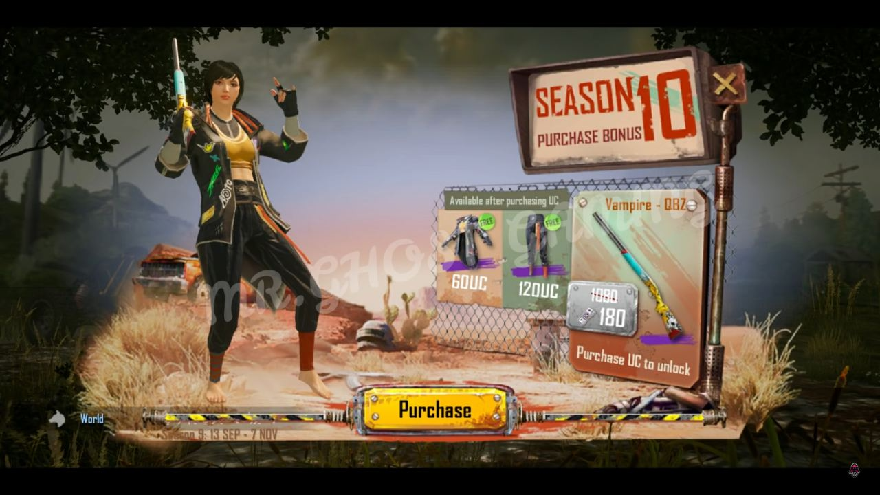 Pubg Mobile Season 10 Leak Reveals New Items Headgear