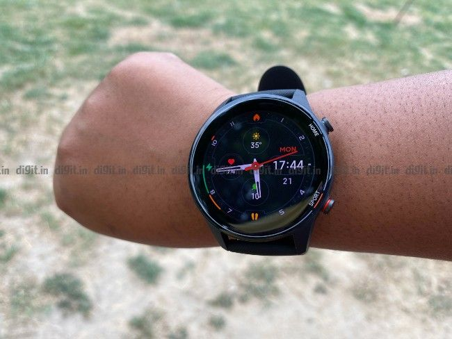 first impressions of the Mi Revolve Active.