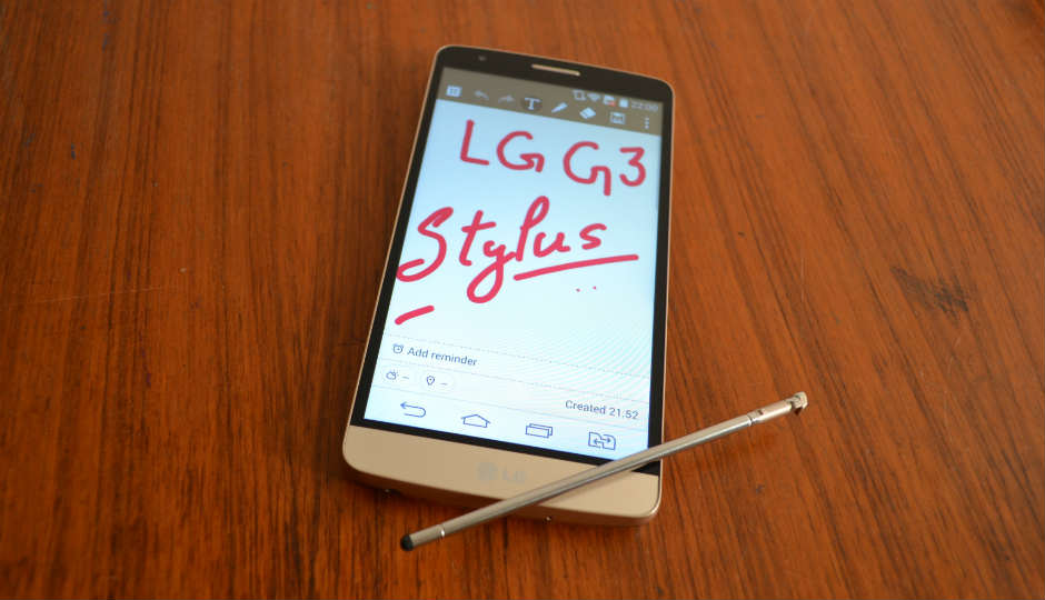 LG G3 Stylus Review