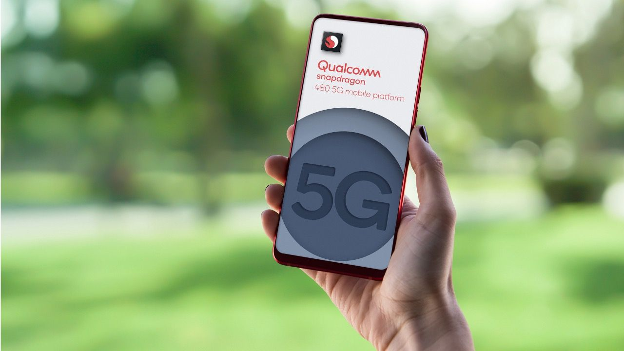 Qualcomm Snapdragon 480 entry-level 5G chipset claims to be 100% more powerful than Snapdragon 460