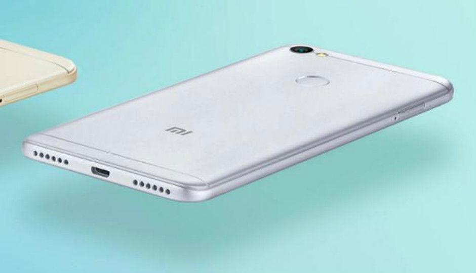 4G VoLTE फीचर से लैस Xiaomi Redmi Y1 आज हो सकता है आपका