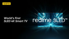 Realme 55-inch TV with SLED display expected to launch soon