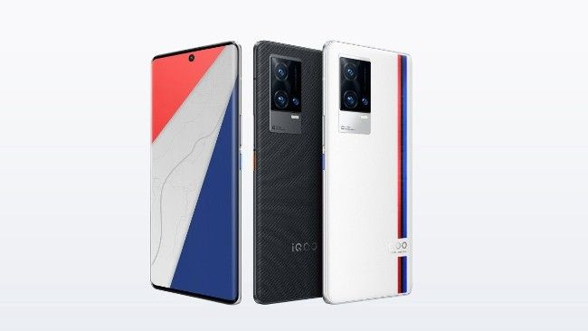 IQOO 8 and 8 Pro Specifications and Features