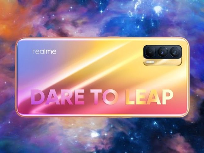 The Realme X7 features triple cameras on the back and is powered by MediaTek Dimensity 800U