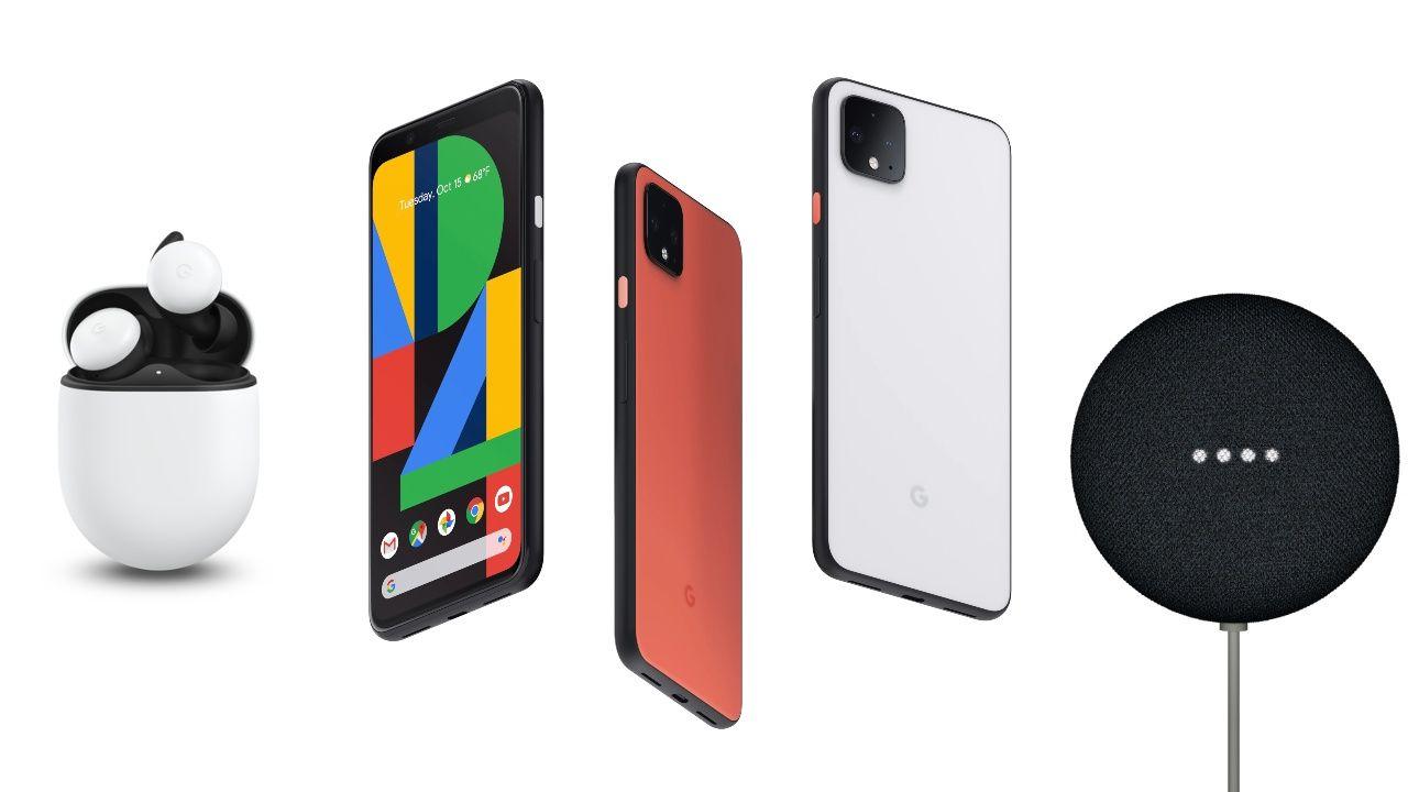 Google Resmi Luncurkan Pixel 4 & Pixel 4XL Dengan Motion Gesture