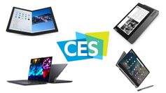 CES 2020: Lenovo announces ThinkPad X1 Fold, ThinkBook Plus with e-ink Cover Display, Yoga 5G and more