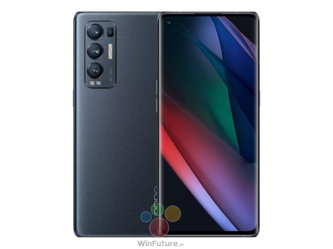 Oppo Find X3 Neo leaked specifications