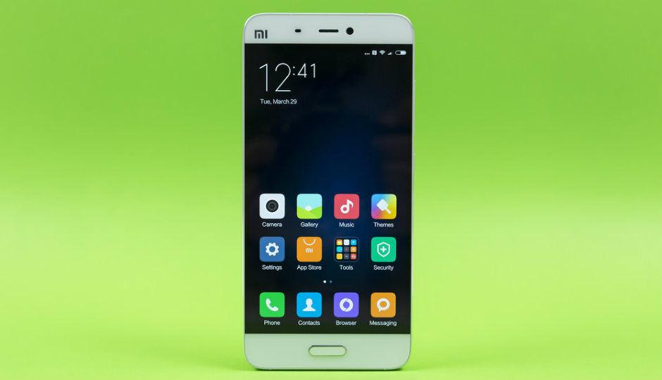 xiaomi mi 5 leads antutu s list of top performance phones for q1