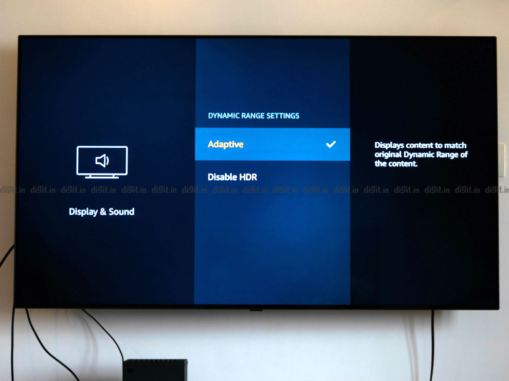 You can disable HDR playback on the Fire TV Stick.