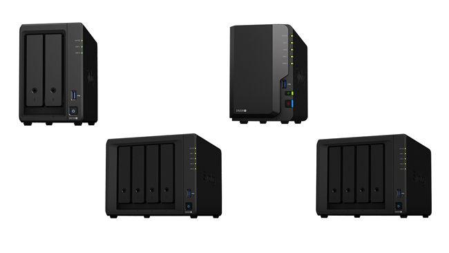 Synology DiskStation DS920 DS720 DS420 DS220 NAS Storage