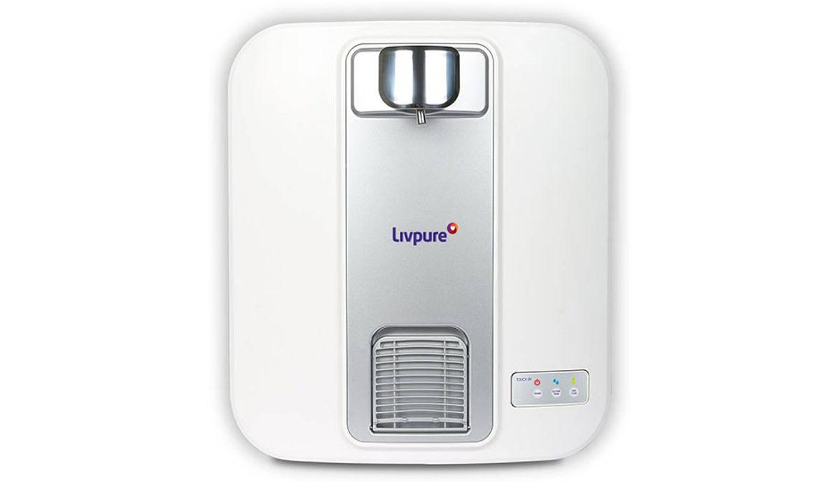 Livpure Touch UV UV + UF Water Purifier (White)