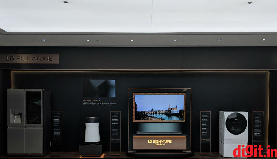 Lg S Ai Powered Army Of Premium Smart Home Appliances Is Ready To