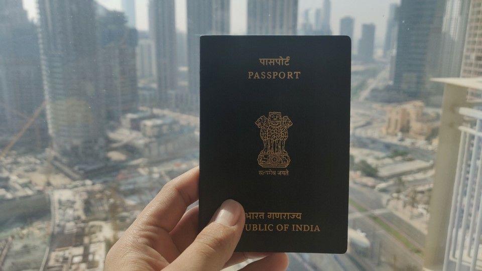 Link passport to vaccine certificate