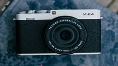 Fujifilm launches X-E4 mirrorless camera in India, priced at Rs 74,999
