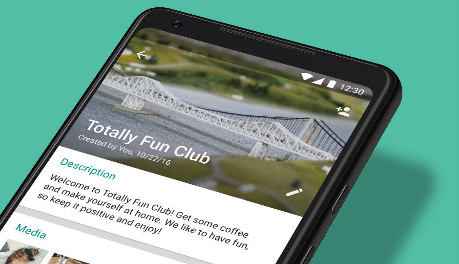 WhatsApp Groups get new features like group descriptions, Group C...