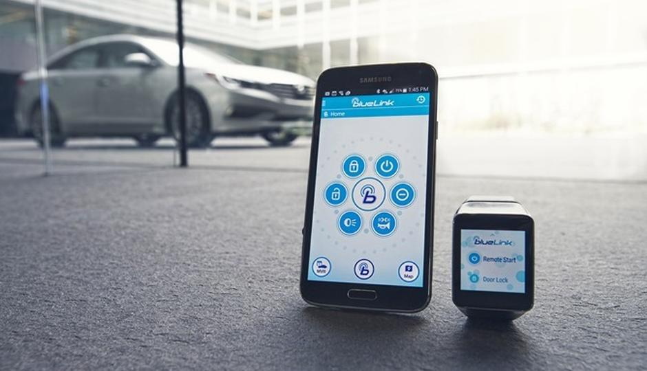 Bluelink Hyundai S New Android Wear App Lets You Control Car Remotely