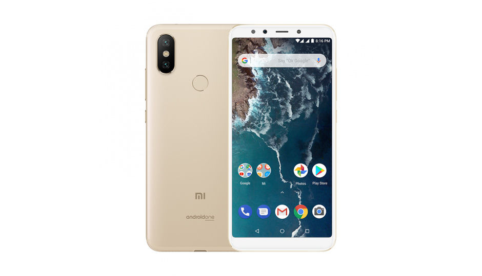 Xiaomi Mi A2 receives another permanent price cut, now starts at Rs 13,999