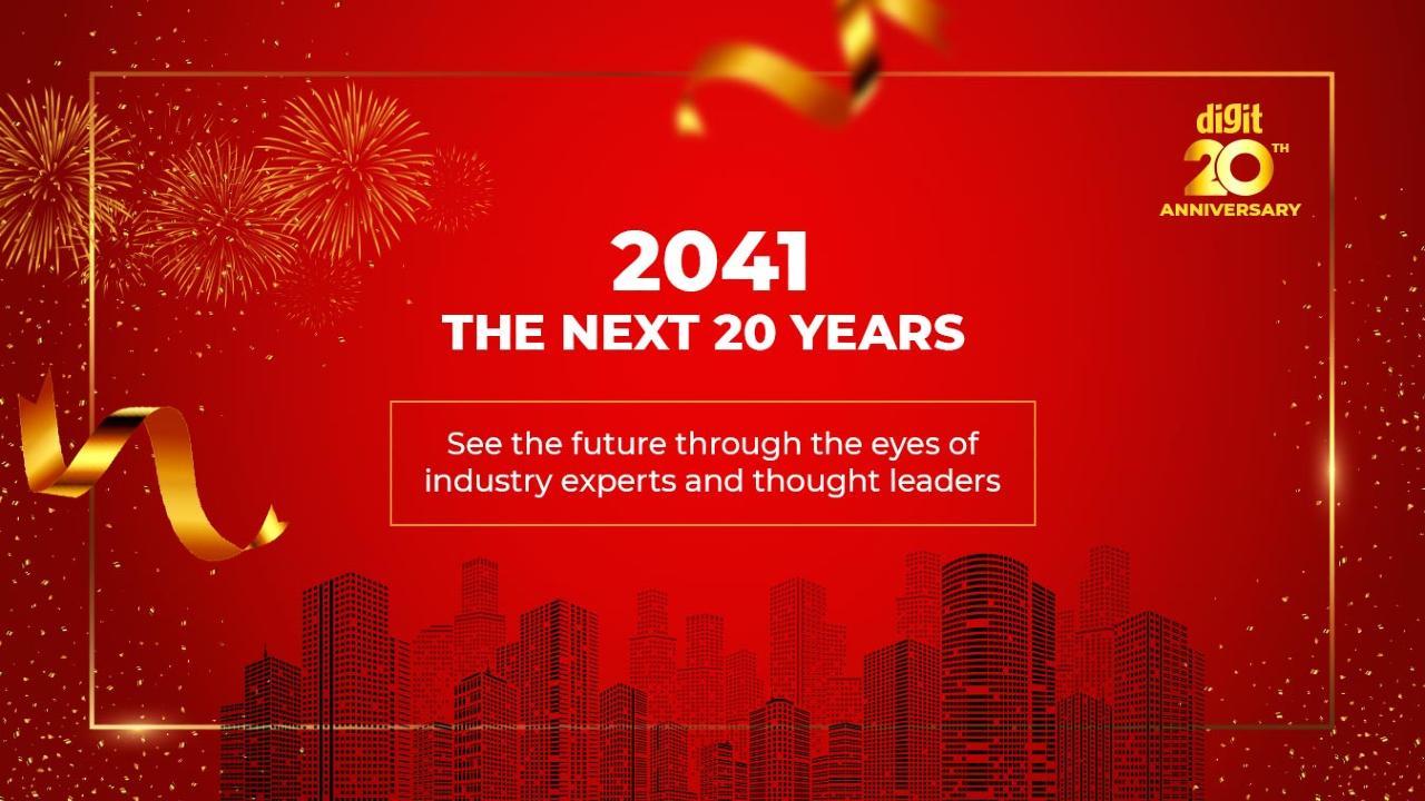2041: The next 20 years