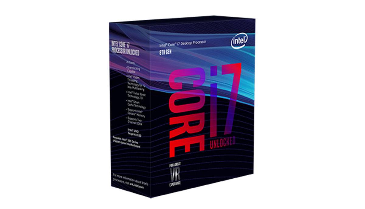 इंटेल Core i7-8700K