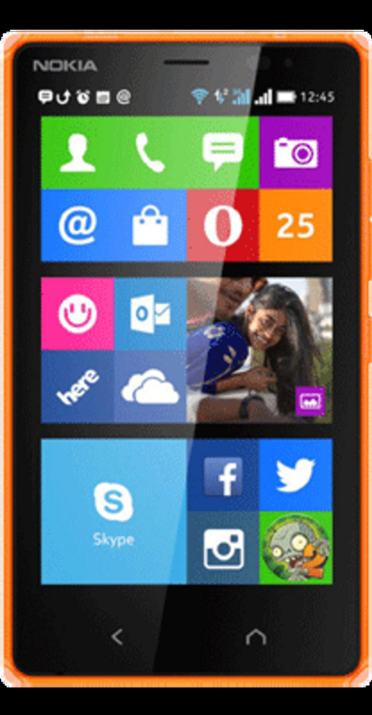 ন'কিয়া X2 Dual SIM