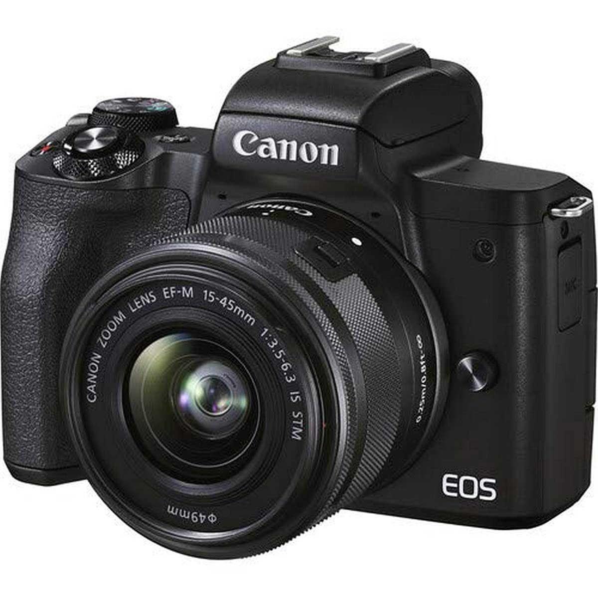 कॅनन EOS M50 MarkII