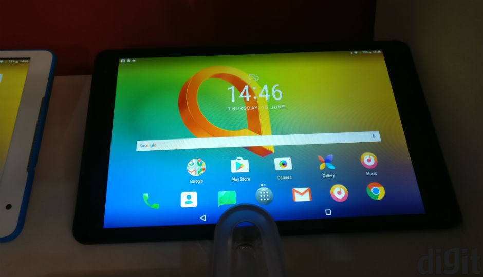 Alcatel A3 10 Tablet With 10 1 Inch Hd Display Launched At
