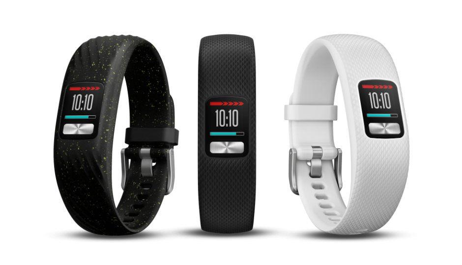 Garmin Vivofit 4 Fitness Tracker With One Year Battery Life Launc