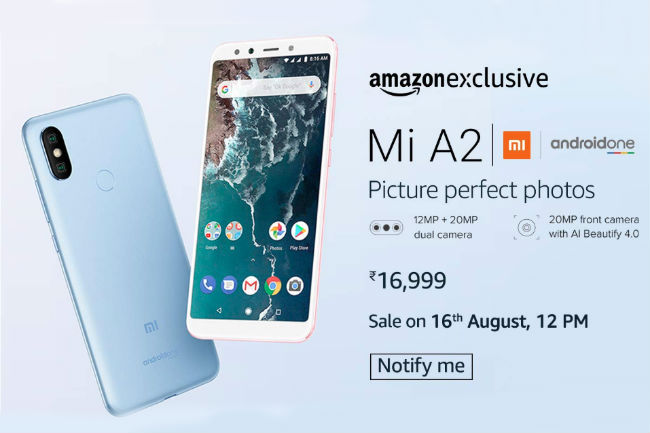 Xiaomi Mi A2 starts getting August Android security patch