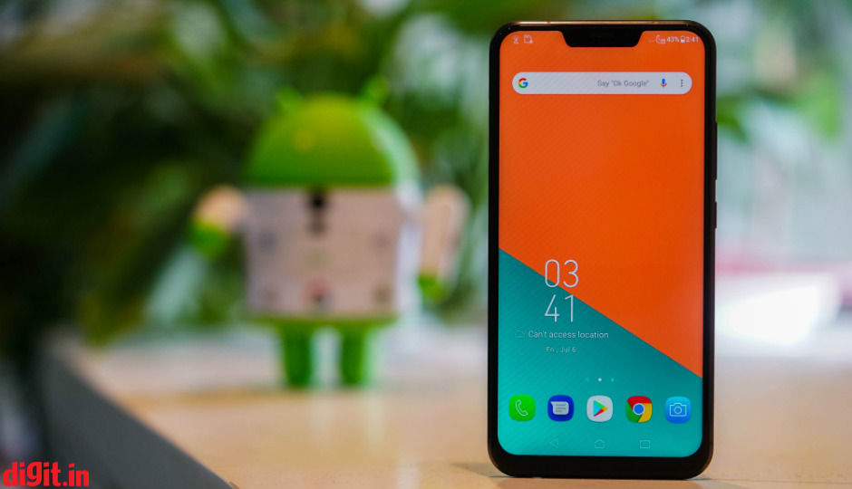 Asus ZenFone 5Z (ZS620KL) Review | Digit.in