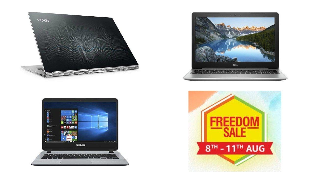 Amazon Freedom Sale: Top five laptop deals   Digit