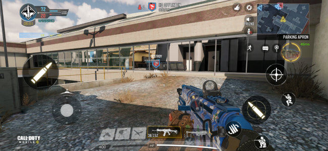 Call of Duty: Mobile's Headquarters mode will have you attacking enemy held locations