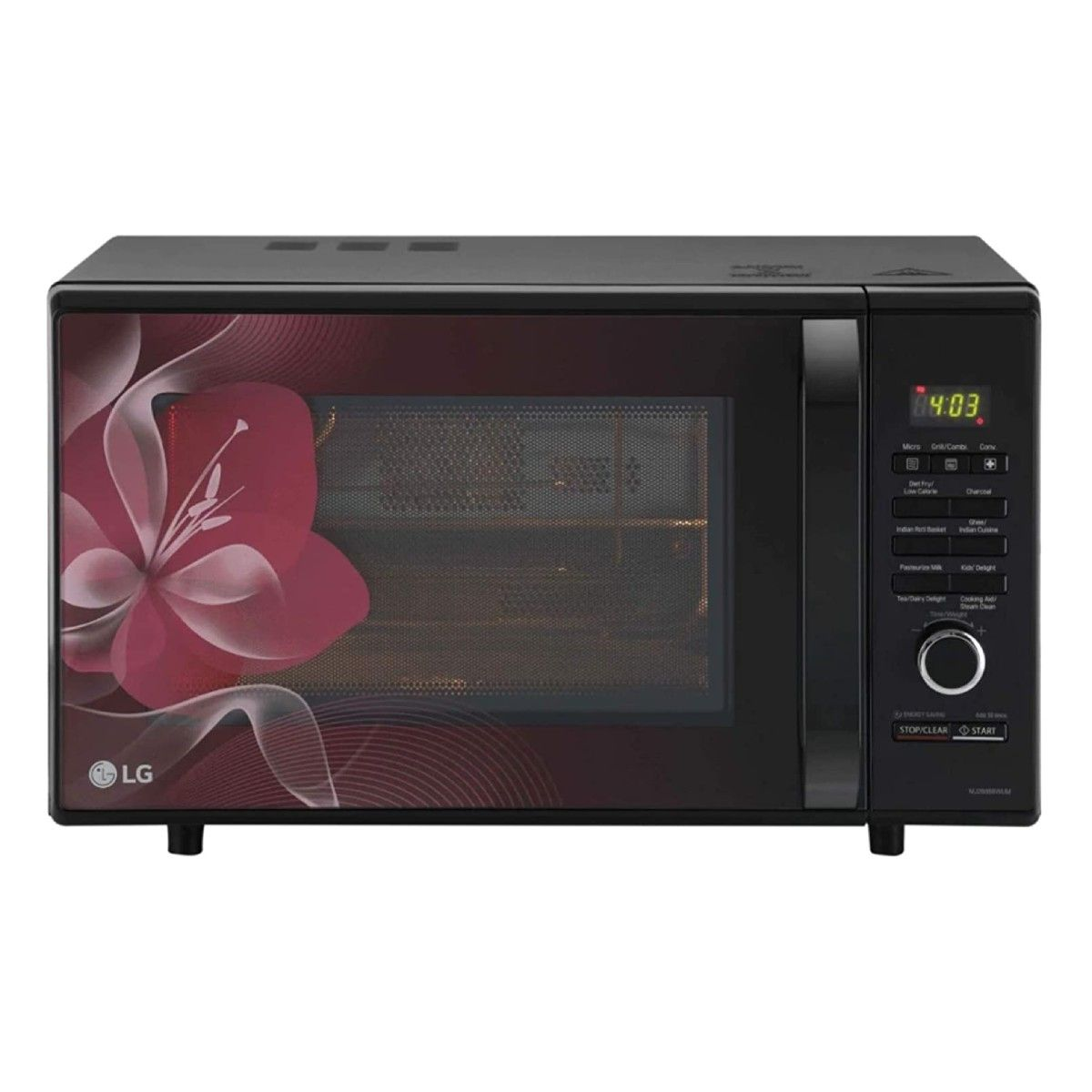 एलजी MJ2886BWUM 28 L Convection Microwave Oven