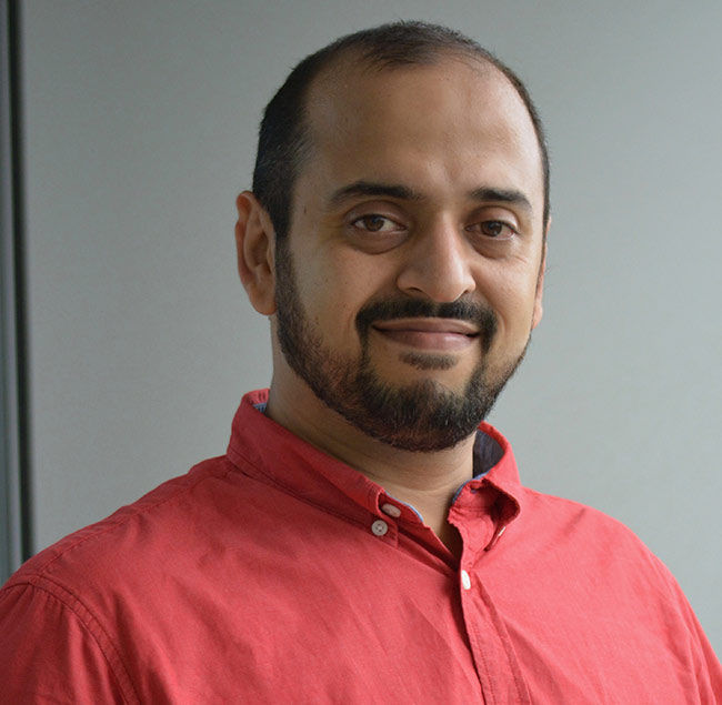 Aditya Kuber, Associate Vice President-Audio Entertainment, BookMyShow