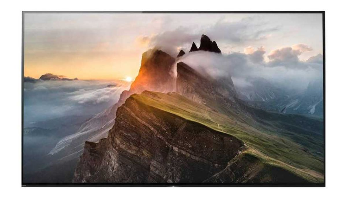 Sony 55 inches Smart 4K LED TV (KD-55X9300D)