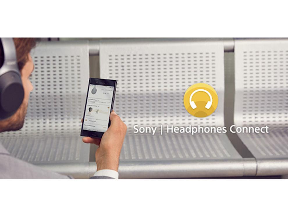 Sony Headphone Connect app