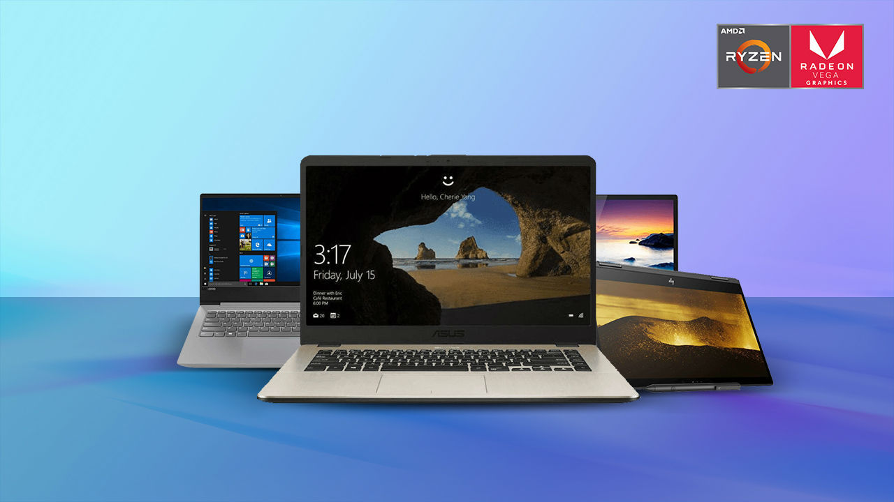 Best AMD Ryzen-powered Laptops under 2KG