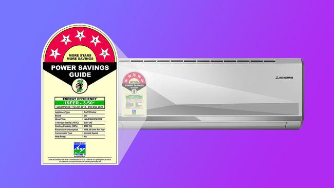 Window AC Split AC air conditioner buying guide BEE ISEER energy efficiency rating
